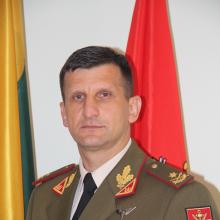 Gynybos štabo viršininku taps G. Zenkevičius, Sausumos pajėgų vadu – R. Vaikšnoras