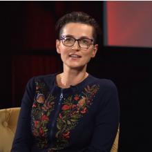Laisvės TV pristato pokalbį su K. Savickyte: noriu, kad mano vaikai nemuštų anūkų