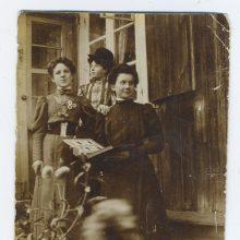 Seserų vardai į Lietuvos istoriją įrašyti ne tik dėl garsiųjų sutuoktinių, bet ir dėl intelektualinės veiklos.