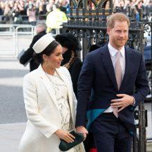 Britanijos princas Harry su žmona nori privataus gimdymo