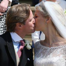 Princo Harry ir M. Meghan santuokos metinių išvakarėse – dar vienos vestuvės