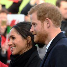 Harry ir Meghan grasina britų bulvarinei žiniasklaidai
