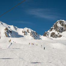 Austrijos Alpėse žuvo du alpinistai iš Vokietijos