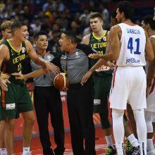 Probleminių FIBA arbitražo teismo valstybių sąraše Lietuvos nėra