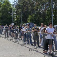 Antradienį Lietuvoje nuo COVID-19 paskiepyta daugiau nei 25 tūkst. žmonių