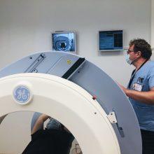 Kauno klinikose – naujos diagnostikos galimybės sergantiems širdies ligomis