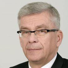 Kitą savaitę Lietuvoje viešės Lenkijos Senato pirmininkas S. Karczewskis
