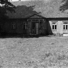Sąlygos: Straupių sodyba Šarnelės kaime tapo laikinais namais priglaustiems žydams.