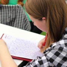 Abiturientams teko apsispręsti dėl egzaminų: populiariausias – anglų kalbos