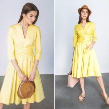 Suknelės pavasarį: nėra geresnio laiko eksperimentams