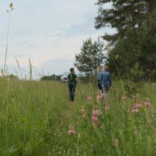 Karštos dienos gamtininkams: skubama užtikrinti saugią ateitį vėžliams