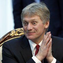 D. Peskovas: pagrindinė Rusijos partnerė lieka ES