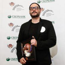 Rusų režisieriui K. Serebrenikovui skirti aukščiausi teatro apdovanojimai
