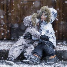 Kaip rengti vaikus šaltuoju sezonu? Penki auksiniai patarimai tėvams