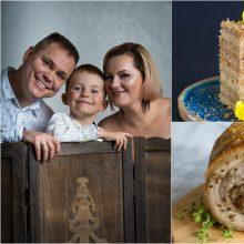 Karantinas įkvėpė kulinarines keliones po pasaulį: šeima negamina identiško patiekalo