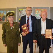 Antroji A. Ramanausko-Vanago premija – buvusiam politiniam kaliniui V. Kaziulioniui