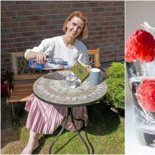 Dietistė V. Kurpienė patarė, kokį vandenį geriausia gerti vasarą