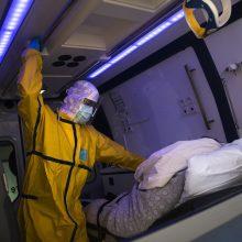 D. Varnas: Lietuvoje – devintoji auka nuo koronaviruso