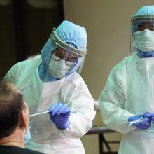 Tauragės meras pranešė apie dar vieną koronaviruso atvejį mieste