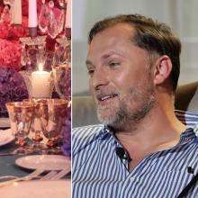 Itin brangias vestuves dekoravęs M. Petruškevičius: tuštybių mugė tai yra tam, kas neturi pinigų