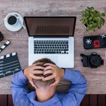 Siūlo įtvirtinti darbuotojų teisę atsijungti nuo skaitmeninių įrenginių