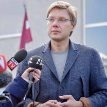 Rygos meras N. Ušakovas nušalintas nuo pareigų