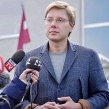 N. Ušakovas oficialiai pasitraukė iš Rygos mero posto