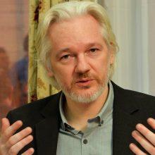 JAV pareiškė kaltinimų J. Assange