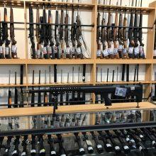 Naujosios Zelandijoje – pusiau automatinius ginklus uždraudžiantis įstatymas