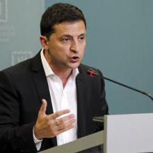 Ukrainos prezidentas kitą savaitę gali atvykti į Latviją