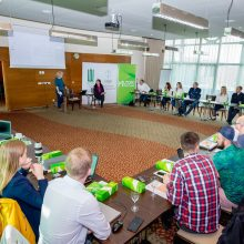 Lyčių lygybė Lietuvos sporte – pagreitį įgaunantis procesas