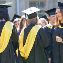Prezidentų stipendijos – 26 geriausiems studentams