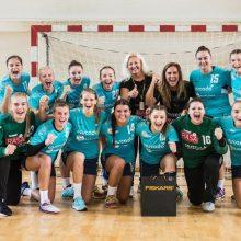 LRF supertaurės varžybose pergales šventė Klaipėdos ir Garliavos ekipos