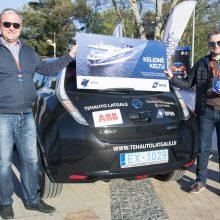 Elektromobilių lenktynių istorija: kas iki šiol yra tapę nugalėtojais?