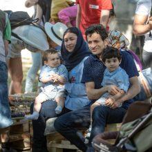 Vokietijoje už pagalbą pabėgėliams pasisakantys politikai sulaukė grasinimų mirtimi