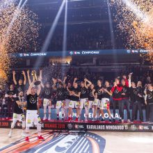 Prasideda Karaliaus Mindaugo taurės turnyras: svarbiausios antradienio dvikovos