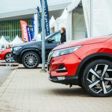 """""""Auto Bazar 2019"""" tapo geriausia diena atnaujinti šeimos autoparką"""