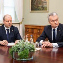 Lietuvos vadovai: Gegužės 3-iosios Konstitucijos dvasia gyvuoja ir šiandien