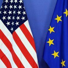 ES apie JAV įvedamus muitus: mums belieka atsakyti tuo pačiu