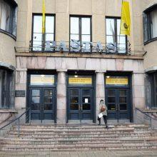 Konservatorė siūlo Kauno centrinio pašto rūmuose įkurti architektūros centrą