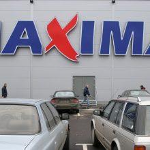 """""""Maximos"""" parduotuvės artėjant vasarai pradeda dirbti ilgiau"""