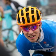 R. Navardauskas Turkijoje iškovojo trečią vietą ir tapo geriausiu sprinteriu