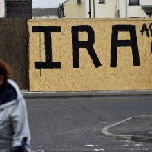 Po žurnalistės nužudymo – pusiau autonominės Šiaurės Airijos vyriausybės atkūrimas