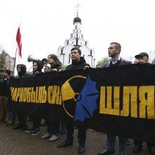 """Baltarusijos opozicija šiemet nerengs tradicinio """"Černobylio kelio"""""""