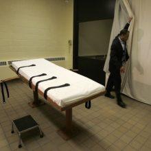 Naujausia statistika: pasaulyje įvykdoma vis mažiau egzekucijų