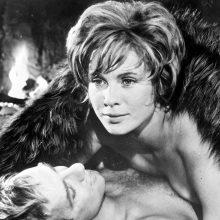 Mirė garsi švedų aktorė B. Andersson, vaidinusi I. Bergmano filmuose