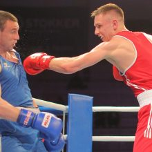 Europos žaidynėse kovos keturi Lietuvos boksininkai
