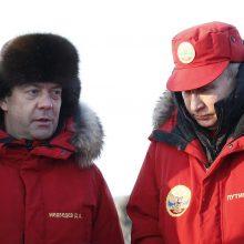 Valstybės departamentas: Arktis – potencialus Rusijos puolimo prieš JAV vektorius