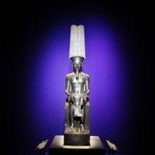 Egiptas gali pareikalauti grąžinti Tutanchamono biustą