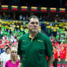 A. Sabonio triumfas: olimpinis atrankos turnyras vyks Lietuvoje